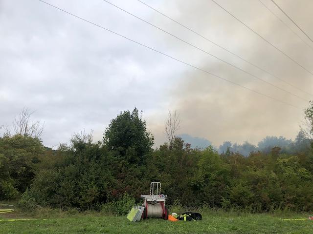 Einsatz-Mittel: Brand